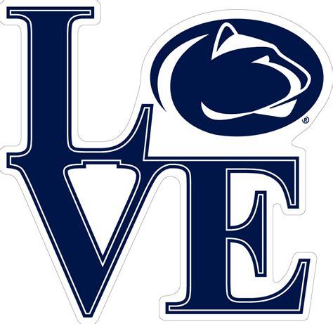 Psu Finder Penn State Quot Quot Logo Magnet Wesellspirit