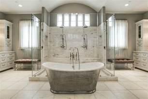 Large Shower Bath 58 Luxury Walk In Showers Design Ideas Designing Idea