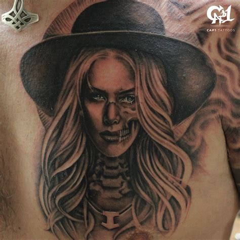 photo realism tattoo artist dallas black and grey realism portrait by capone tattoonow