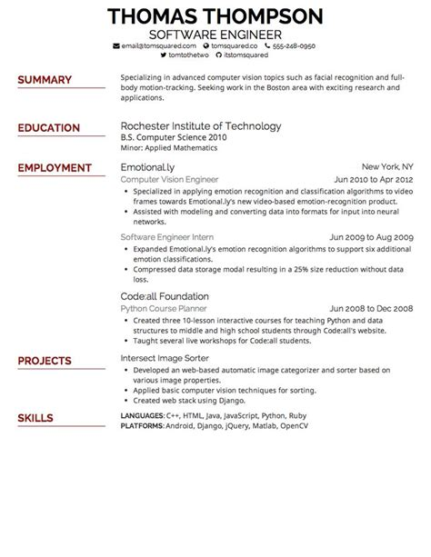 64 best images about resume on high school resume exles and best resume