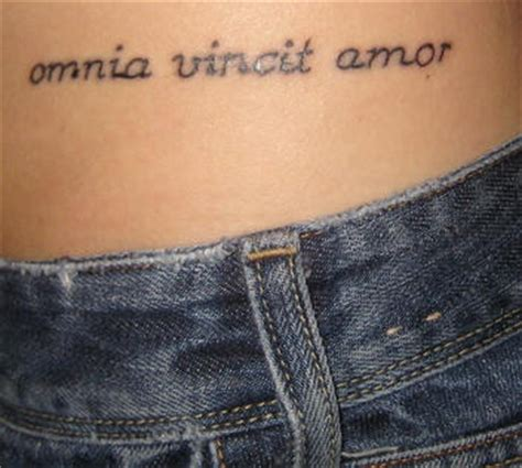 love conquers all latin tattoo designs conquers all in tattooimages biz
