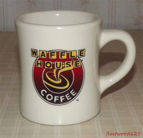 Who Sells Waffle House Gift Cards - waffle house restaurant ware style coffee cup mug tuxton ebay