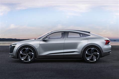 Audi Sportback E Tron age of e tron audi e tron sportback concept surges ev