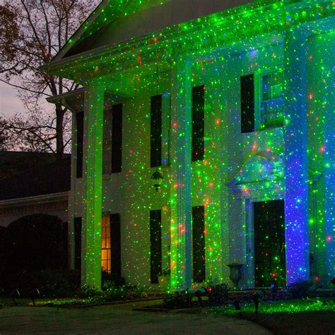 Light Projector Outdoor Outdoor Decorating Ideas Yard Envy