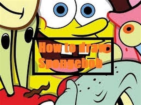 how to draw spongebob s house how to draw spongebob house