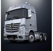 Mercedes Benz Actros 6x4