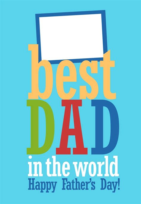 printable christmas cards dad free printable customizable best dad in the world