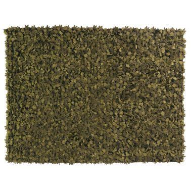 sound absorbing rugs nanimarquina 9x12 10x14 12x15 field of flowers sound absorbing felt rug in green