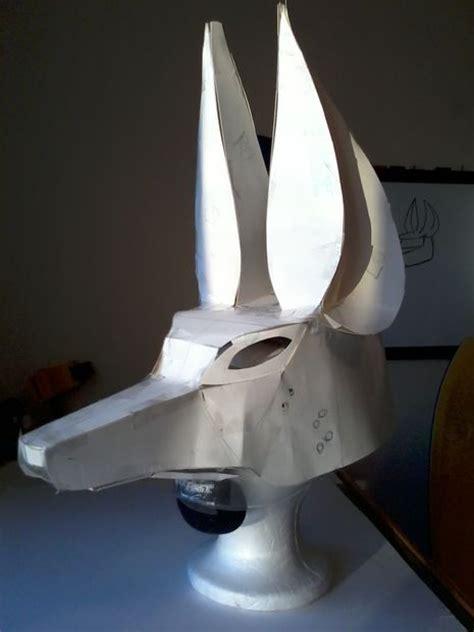 anubis mask template best 25 anubis costume ideas on anubis mask