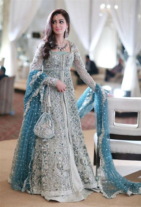 gaun dress design in pakistan latest bridal gowns trends designs collection 2018 2019