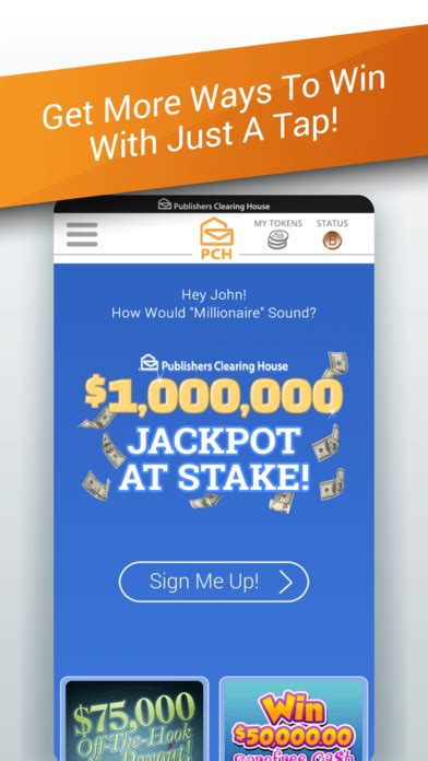 Chances To Win Money - the pch app more chances to win big cash prizes in fun