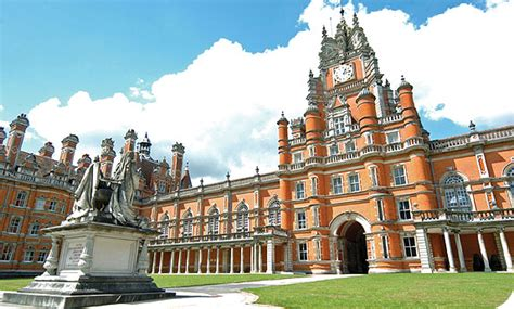 Royal Holloway Mba Scholarship by Rosie Hyam
