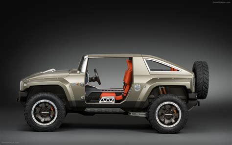 gmc jeep competitor hummer hx concept pictures widescreen exotic car picture