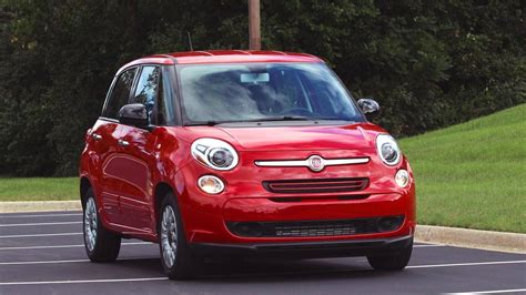fiat 500l road 2014 fiat 500l road test r t road tests