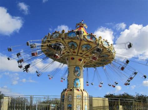theme park cornwall sky swingers picture of flambards theme park helston