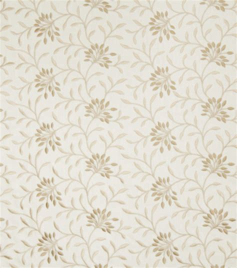 floral home decor fabric home decor print fabric eaton square greenville sesame