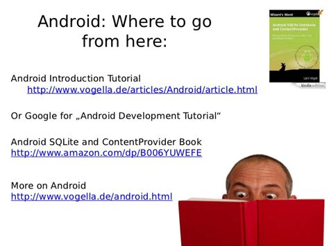 tutorial android vogella building beautiful user interface in android