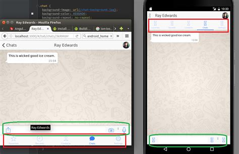 ionic tutorial screen angularjs ionic icons are not shown in android simulator