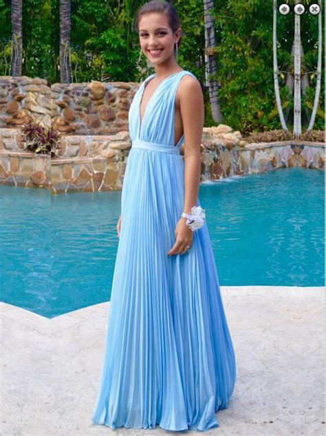 light blue graduation dress sales light sky blue prom dresses simple chiffon