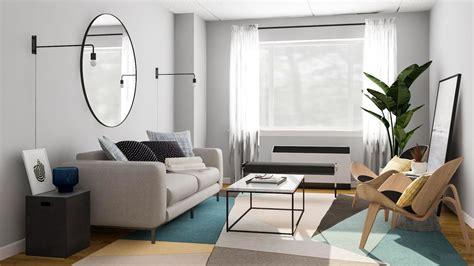 layout guide  rectangular living room   ways