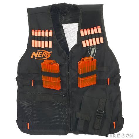 Nerf Vest nerf n strike tactical vest buy at firebox