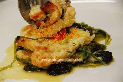 Kz Patlcanl Karnyark Oktay Usta | fırında ıspanaklı tavuk sarma oktay usta