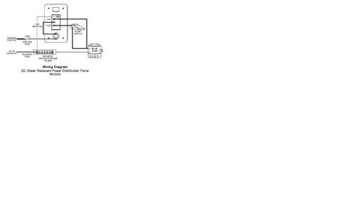 bilge w float switch auto on diagram the