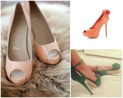 Save On Fabulous Shoes With Shoebuycouponnet by Green Colour Palette For Your Wedding In Ireland