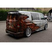 Kahn Design Gallery Of The Volkswagen Transporter