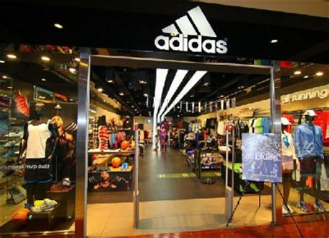 adidas jakarta central park mall indonesia
