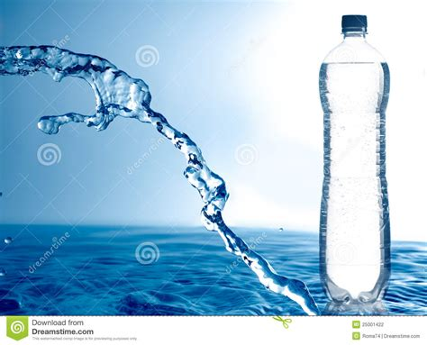 Map Plastik Frozen frozen water and bottle stock photography image 25001422