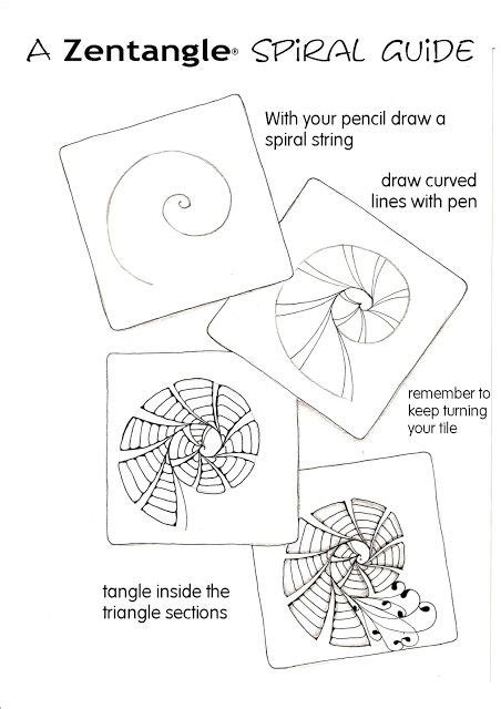 doodle crafting guide 17 best images about zentangle on