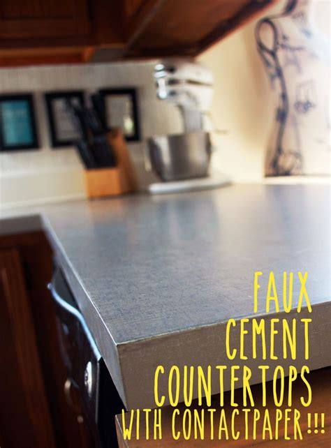 Countertop Adhesive Paper by The 25 Best Contact Paper Countertop Ideas On