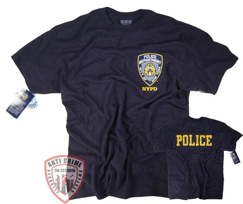 police shirt nypd shirt t shirt police badge patch blue dvd hat cap