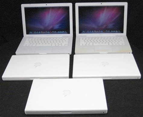 Laptop Apple Model A1181 5 apple macbook a1181 13 3 quot duo 1 8ghz 1gb ram 80gb