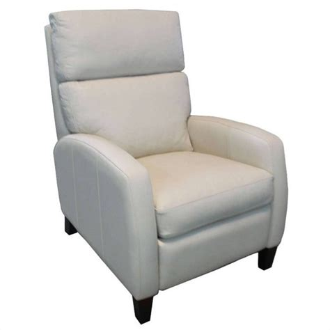 hooker leather recliner hooker furniture leather recliner chair in axis linen