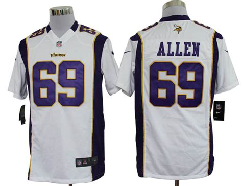authentic white jared allen 69 jersey discover p 636 wholesale jared allen minnesota vikings jersey