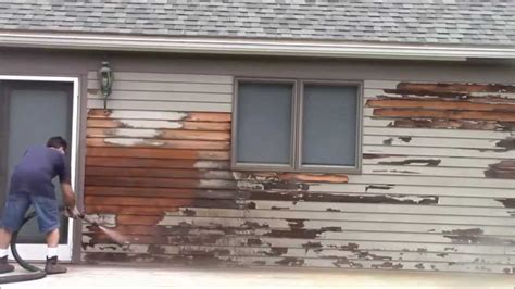 how to paint wood siding on a house how to paint exterior wood siding buffet take a bite tutorial how to paint your