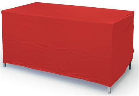 Trade Show Table Cover by Trade Show Table Cover Will Adjust To Fit A 4 Or 6 Foot Table