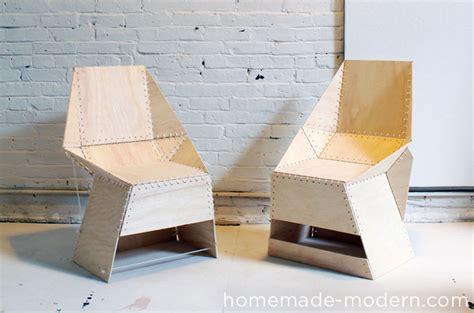ep21 the zipstich chair modern