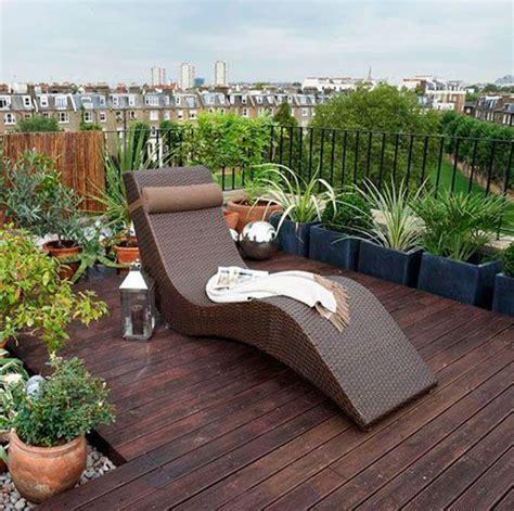 imagenes terrazas urbanas terrazas urbanas cuatro ideas para acondicionarlas a