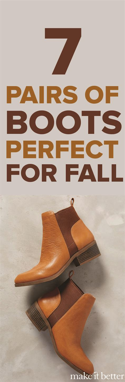 7 Pairs Of Platforms For Fall by 7 Pairs Of Fall Boots To Buy Now Make It Better Family