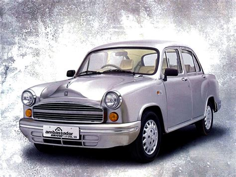 indian made cars hindustan ambassador first car made in india goes out of