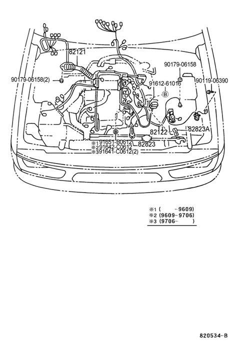 diagram toyota tacoma stereo wiring diagram