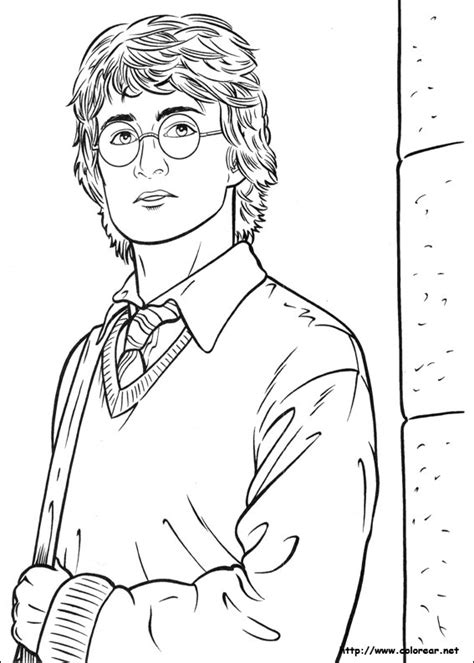 harry potter coloring pages of dobby dibujos para colorear de harry potter