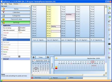 planner software esyplanner
