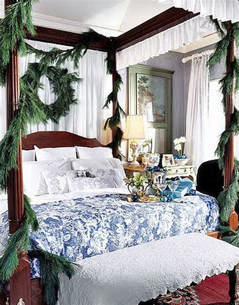 christmas bedroom decorations 50 stylish christmas bedroom d 233 cor ideas family holiday