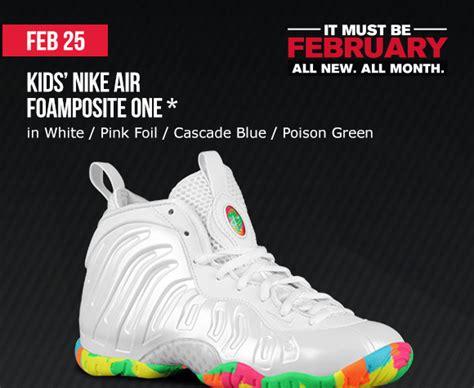 nike fly zone at kids foot locker palisades mall freshness mag kids foot locker new sneakers