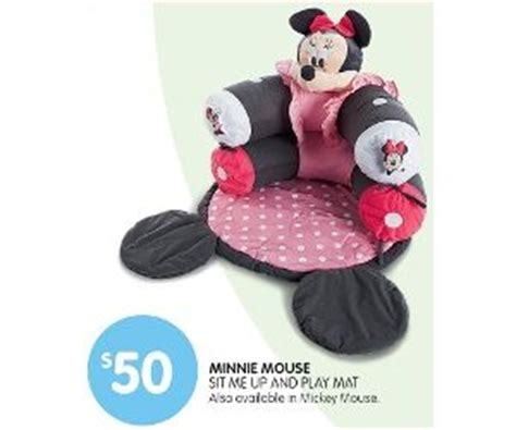 baby play mats and minnie mouse on