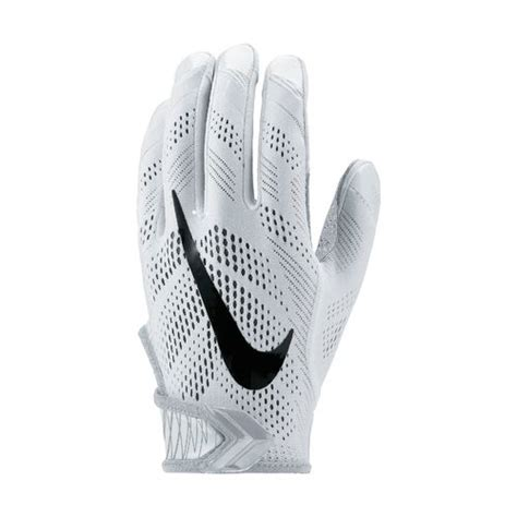 nike knit gloves nike adults vapor knit football gloves academy